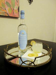 Pearl Wedding Cake Vodka - Coconut Lemon Cake Punch