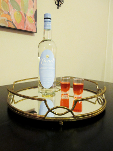 Pearl Wedding Cake Vodka - Love Is Sweet