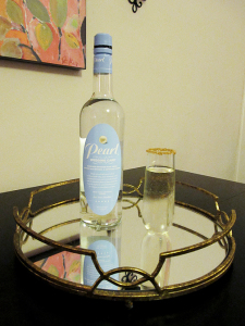 Pearl Wedding Cake Vodka - Put A Ring On It